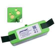 NASTIMA 14.4V 5200mAh Li-ion Replacement Battery Pack for iRobot Roomba 500,600,700,800 & 980 series 600 620 650 700 770 780 800