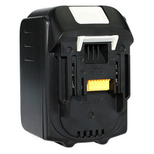 1 шт. 5000 мАч Аккумуляторная Литий-Ионная Мощный Инструмент Батареи для Makita 18 В BL1830 BL1840 BL1850 LXT400 194205-3