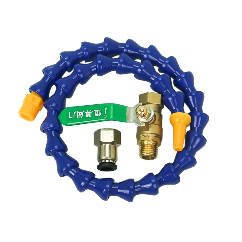 500mm Flexible Water Oil Coolant Pipe Hose Lathe Milling CNC Tools For Wood Router Cnc Machine