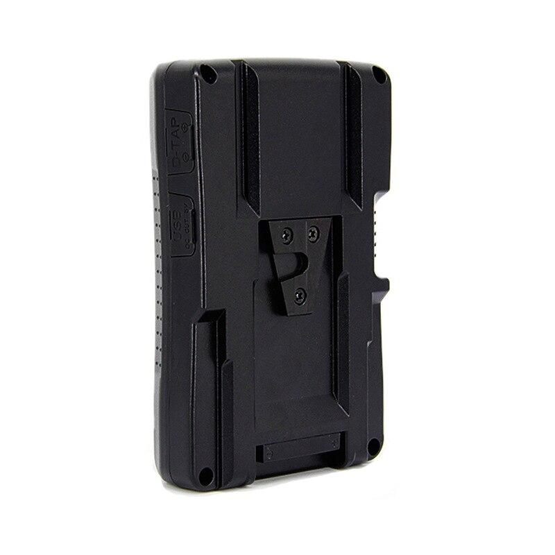 6600 mAh voor sony BP 95W Broadcast Camera Batterij Power V Poort HDW 800P DSR 250P Camcorder 14.4 V - 4