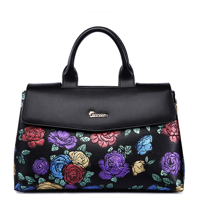 2019 beg tangan beg tangan mewah wanita ZOOLER direka beg tangan - Beg tangan - Foto 5