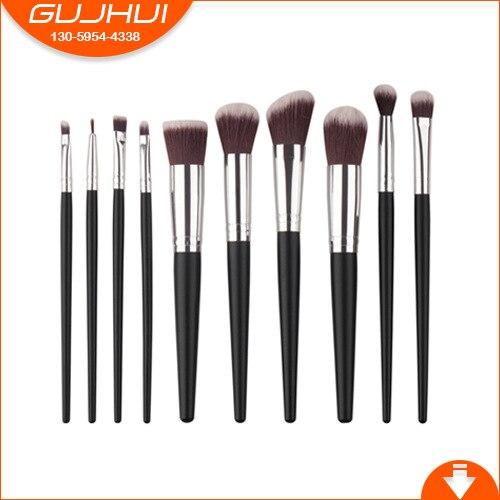 10 Makeup Brush Sets, Brush Sets, Beauty Tools, GUJHUI Hot Source Factory 7 unicorn makeup brush sets beauty tools new sets sweeping new gujhui rhyme