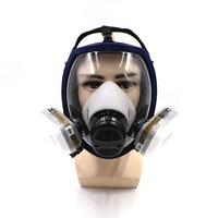 7 Piece Suit Painting Spraying Similar For 6800 Gas Mask Full Face Facepiece Respirator