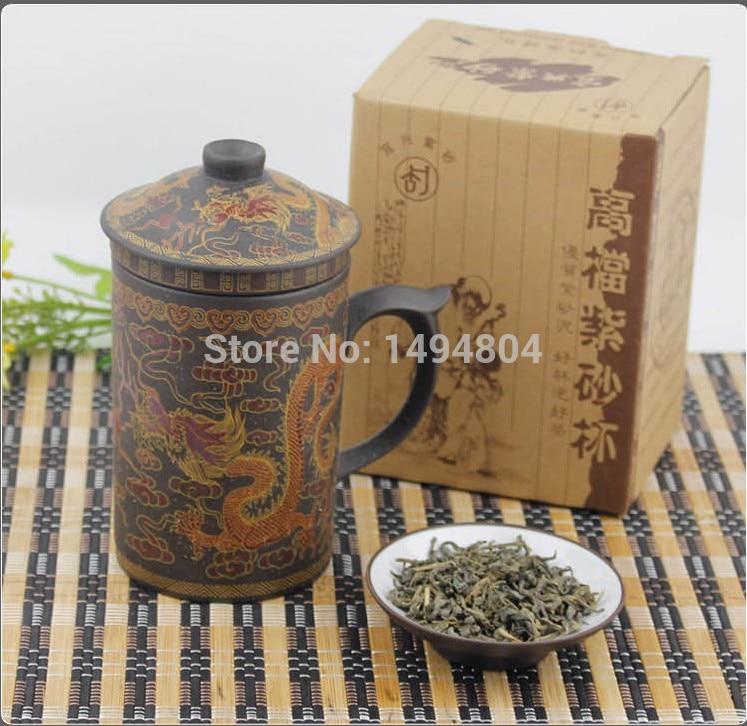 Juego de té 300IX Yixing chino, taza de té de arcilla púrpura, - Cocina, comedor y bar - foto 5