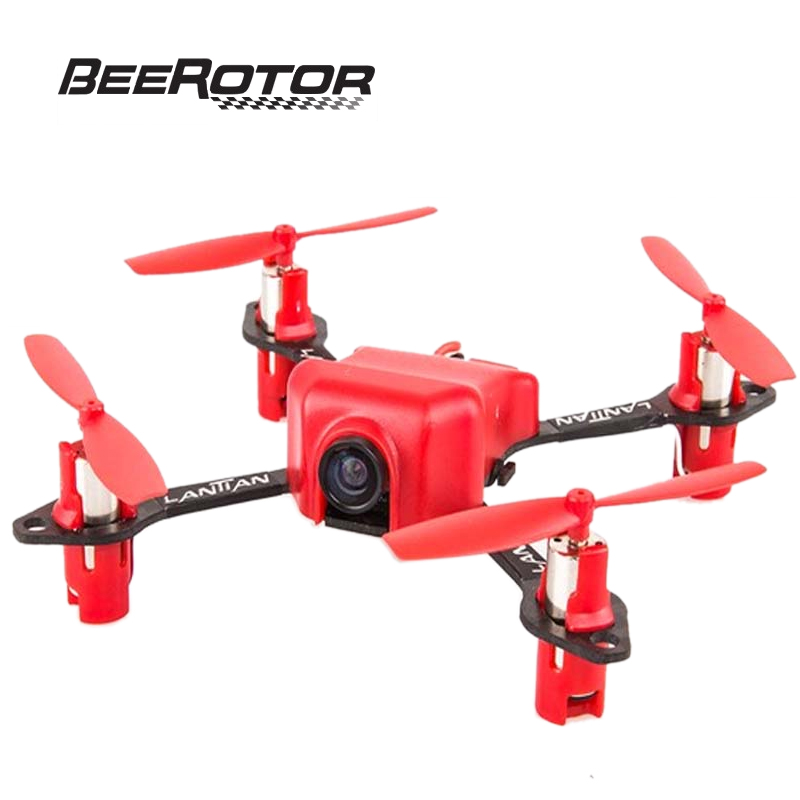 LT105 Pro Micro FPV Racing Quadcopter BNF 32CH Multi-Rotors With 800TVL Camera F3 Flight Controller FC DSM2 FrSky SFHSS Receiver kingkong tiny 7 micro fpv racing quacopter dsm2 receiver yellow