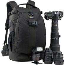 Бесплатная доставка Подлинная Lowepro Flipside 500aw fs500 AW DSLR Камера комплект рюкзак с штатив держатель мешка