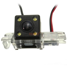 CCD With LED Night Vision Car Reverse font b Camera b font for Ford Focus 2
