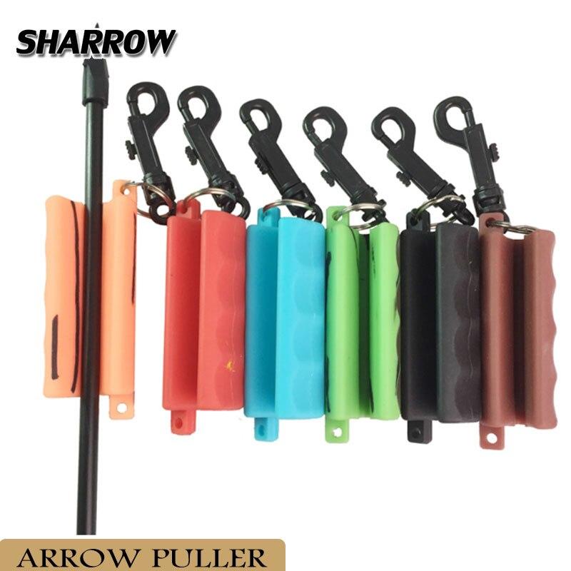 Archery Arrow Puller Silicon Remover Shooting Accessory Portable