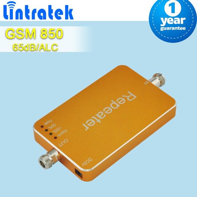 Nova 65dB mini cdma 850 MHz 3 G UMTS 850 repetidor de sinal de celular repetidor para brasil eua canadá