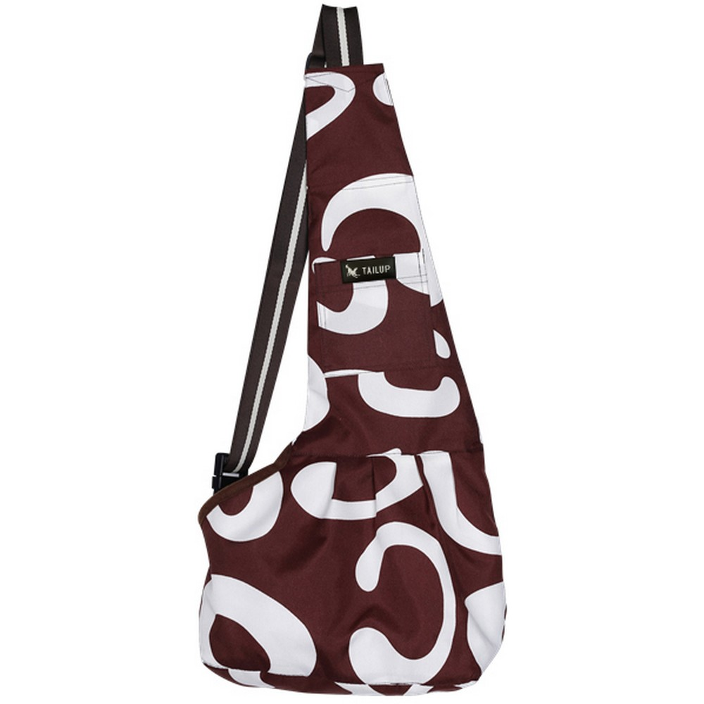 Tailup Pet Carrier Bag Oxford Dog Cat Puppy Aminal Sling Single Shoulder Bag Warm Winter Dog Front Chest Carrier Outdoor Travel #4