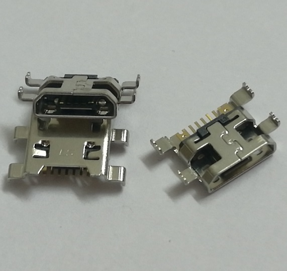 500PCS Lot Micro Usb Charging Connector For LG K10 K420 K428 G4 F500 H815 Charge Socket