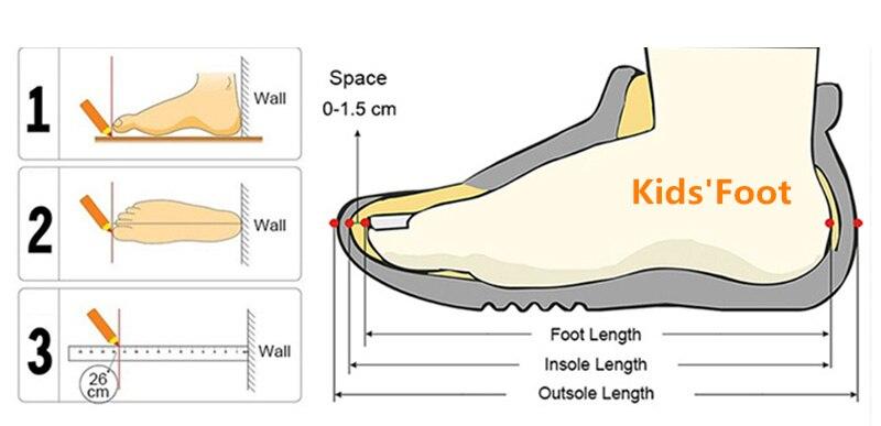 Kids Foot