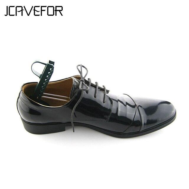3fe54e3273d 1 Pair Plastic Shoe tree Shaper shoe accessories Shapes Stretcher  Adjustable shoe support Shoe Tree for Men New