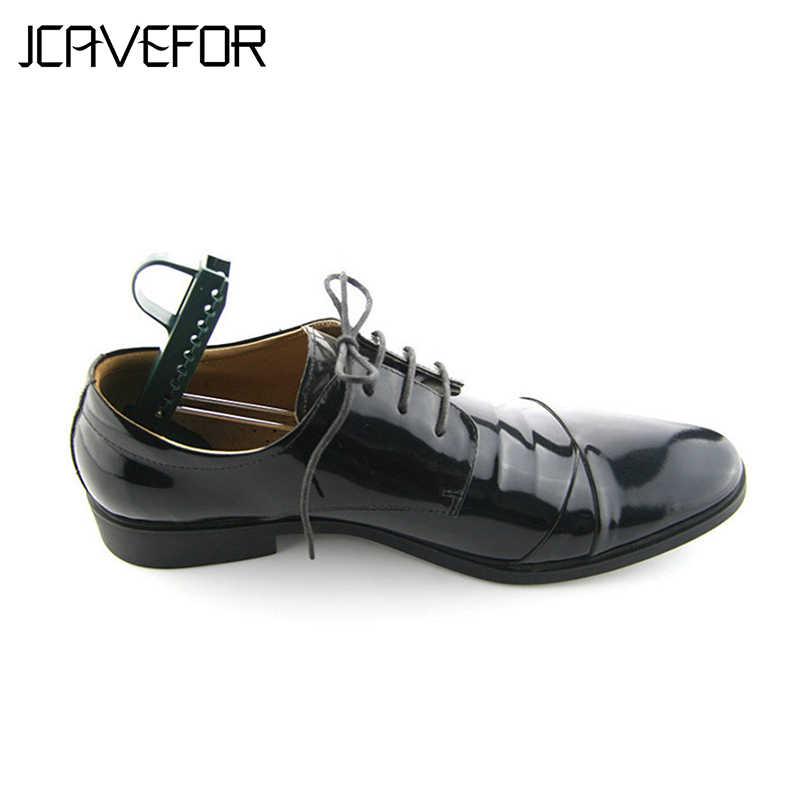 1 пара пластиковой обуви дерево формирователь обуви аксессуары формы носилки Регулируемая обувь Поддержка обувь дерево для мужчин новинка