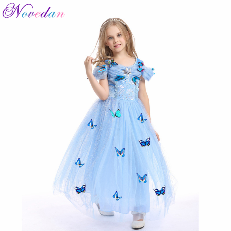 Cinderella Princess Dress Carnival Purim Party Costume Adult Lady Cosplay