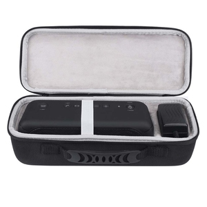 Image 3 - New PU EVA Carrying Travel Protective Speaker Box Cover Bag Case For Sony SRS XB30 XB31 Bluetooth Speaker Bag