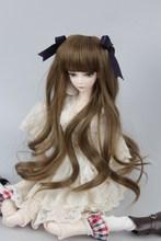 High quality BJD SD doll wig hair bow Wavey 1 3 1 4 1 6 Free