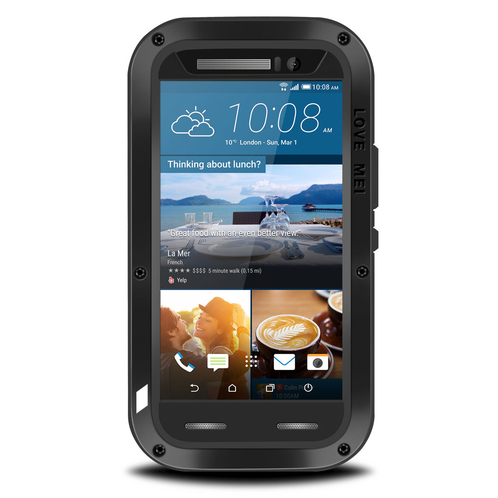 For HTC M10 Armored Hybrid Cover Case Waterproof Case Fundas Housing Water/Dirt/Shock/Rain Proof For HTC M8 M9 5.0inch CaseFor HTC M10 Armored Hybrid Cover Case Waterproof Case Fundas Housing Water/Dirt/Shock/Rain Proof For HTC M8 M9 5.0inch Case