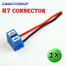 Hipppcron H7 Разъем женские керамические розетки для H7 авто лампы 8 см разъемы автомобильной лампы