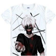 Tokyo Ghoul Short Sleeved T-shirt