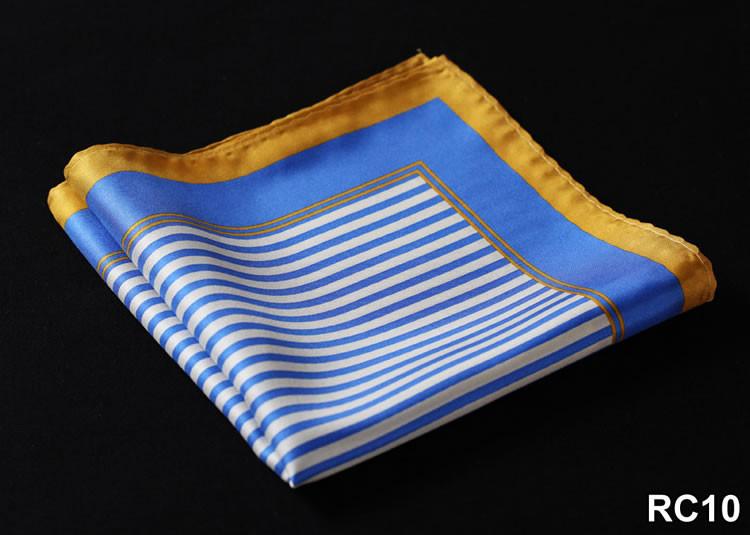 RC10 HN25B Blue Yellow 34cm