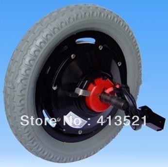 "36V 300W 8"" electric wheelchair motor,power wheelchair motor (2 pcs)"