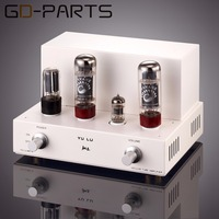 GD PARTS Hifi Audio Single End EL34 Tube Amplifier Stereo Class A Vintage Integrated Tube AMP