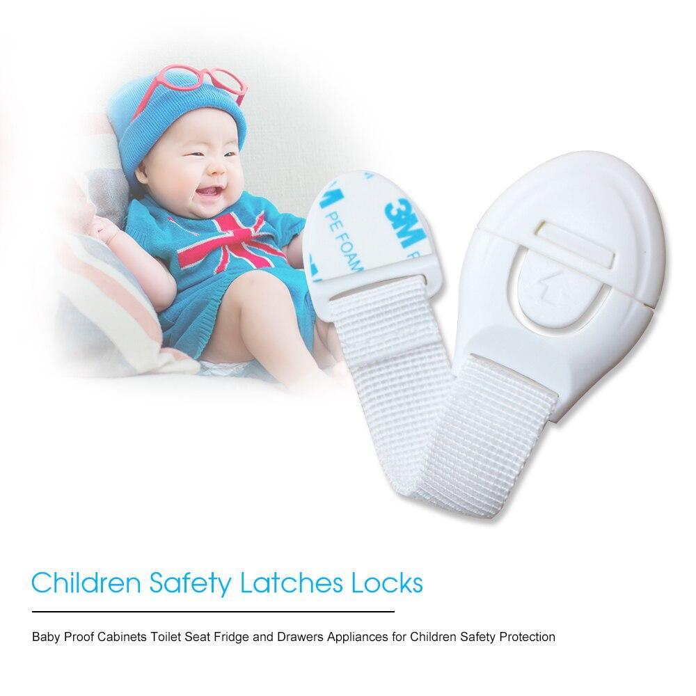 Kinder Sicherheit Verriegelungen Schlösser Zu Baby Beweis Schränke Wc Sitz Kühlschrank Und Schubladen Geräte Für Kinder Sicherheit Schutz Senility VerzöGern