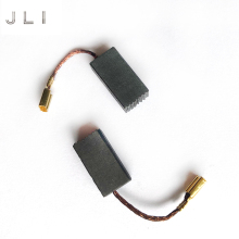 JLI 10 Pairs 5 8 15mm Carbon Brushes For Bosch 100 Dremel Mini Drill Electric Tools Brush Power Accessories