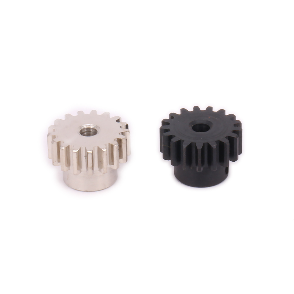 Iron Or #45 Steel Motor Gear For Rc Hobby Model Car 1-12 Wltoys 12428 12423 Monster Truck Short Course Off-Road