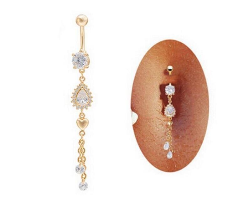 HTB19_aTOFXXXXXwXVXXq6xXFXXXF Exquisite Body Piercing Jewelry Party Navel Ring - 18 Styles