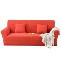 חדש גמיש למתוח כיסוי ספת. גדול אלסטי כיסוי ספה, עיצוב פשוט, רוכסן, רחיץ מכונה להסרה פרח צבע אופציונלי