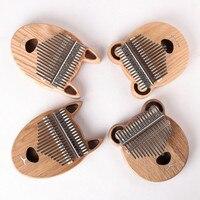 17 Key Kalimba African Thumb Piano Finger Percussion Keyboard Music Instruments Kids Marimba Wood Kalimba