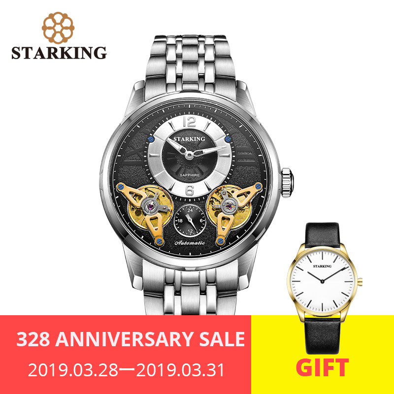 Watches Special Section Cool Skeleton Men Watches Mechanical Self-winding Real Leather Wrist Watch Luxury Crystals Dress Watch Hollow Automatic Relogios The Latest Fashion