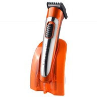 Kemei KM 607A Professional Hair Clipper Steel Blade Mens Trimmer Rechargeable Electric Hair Clipper Hair Trimmer