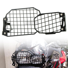 For BMW F800GS F700GS F650GS Twin 2008 On Motorcycle Headlight Protector Grille Guard Cover Hand Light F 800 700 650 GS