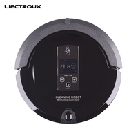 LIECTROUX Robot Vacuum Cleaner A325 For Home UV Speed Adjustment Remote Control Anti Falling Updated From