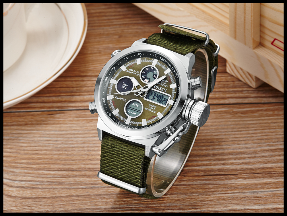 Hot Selling Original Famous Brand OHSEN Digital Sport Mens Watch Male Clock Nylon Band Fashion Diving Wristwatches For Men Gift (25)