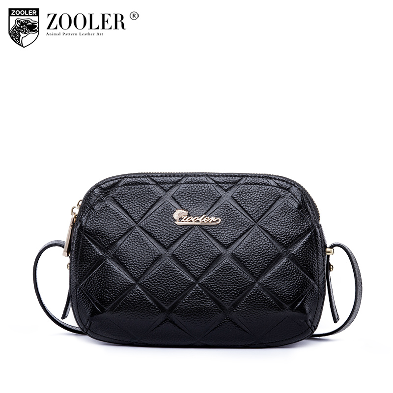 ZOOLER Top!New messenger shoulder Bags for women famous brands 2018 woman bag ladies genuine leather bag bolsa feminina L110 цена