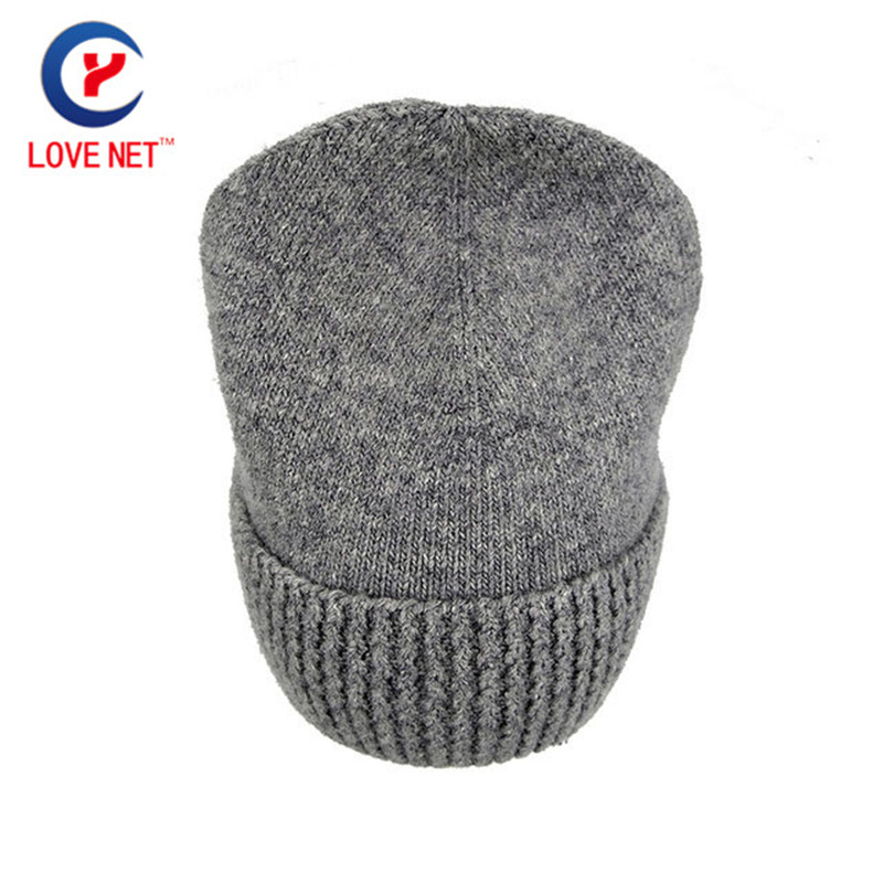 2017 New wool grey beanie hat for women warm simple style bad hair day knitting winter wooly hats online DS20170123 x24 2017 new wool grey beanie hat for women warm simple style bad hair day knitting winter wooly hats online ds20170123 x24