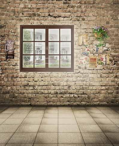 stein wand haus f r studio kamera foto fotografie digitale spray gemalt hintergrund tuch. Black Bedroom Furniture Sets. Home Design Ideas