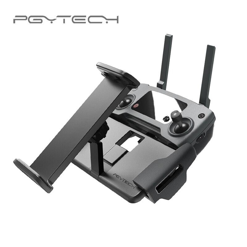 PGYTECH Mavic 2 Pro/Zoom Remote Control Holder for 7-10 inch Pad Holder Flat Bracket Tablte Stander for DJI Mavic Air/Pro Drone drone x pro