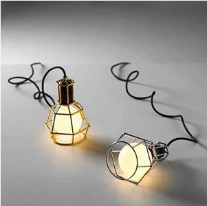 Retro Loft Style Industrial Lamp Vintage Pendant Light Fixtures With Metal Cages,Lustre Para Sala iwhd loft style creative retro wheels droplight edison industrial vintage pendant light fixtures iron led hanging lamp lighting