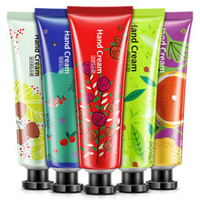 BIOAQUA Plant Extract Fragrance Moisturizing Nourishing Hand Cream suit Nourishing Korean Hand Cream Care 30g(China)