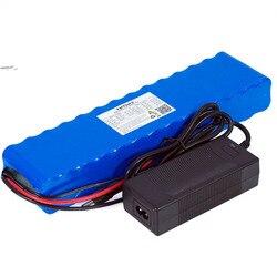 24V 10ah 7S4P batterijen 250W 29.4v 10000mAh batterij 15A BMS voor motor stoel set Elektrische power + 29.4V 2A Charger