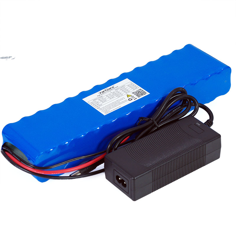 24V <font><b>10ah</b></font> 7S4P batteries 250W <font><b>29.4v</b></font> 10000mAh Battery pack 15A BMS for motor chair set Electric Power + <font><b>29.4V</b></font> 2A Charger image