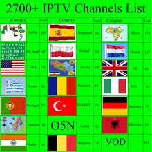 1 year arabic iptv account subscription France Sweden Norway Germany activation power tv x6 for Android box  Haosihd magbox m3u