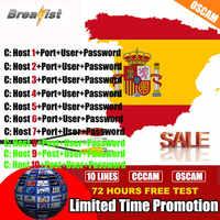 5pcs Satellite Receiver RT5370 Mini TV Receiver USB WiFi adapter For V7S V7  HD Decoder AV cable dvb s2 powervu Wholesale price