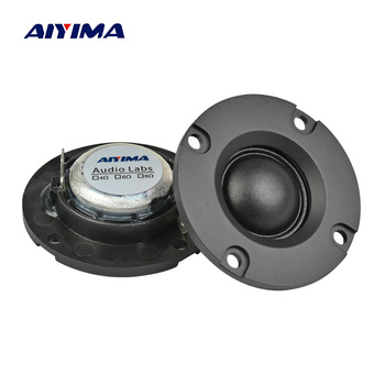 2inch 4ohm 20W Tweeter Audio Speaker 2PCS 1