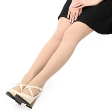 2019 Hot Classic Sexy Women 120D Opaque Footed Tights Pantyhose Thick Tights Stockings Women Spring Summer Fashion Tights